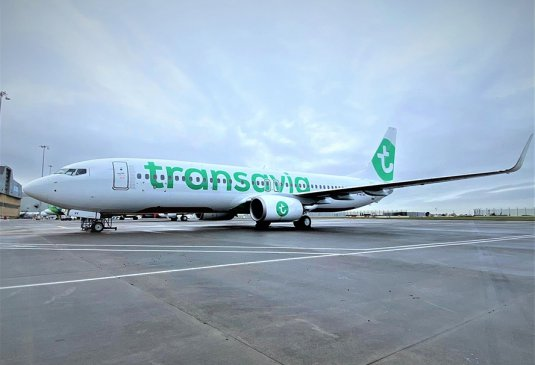 Transavia Plane