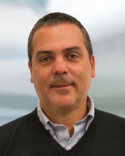 Alfredo Sarria Portrait
